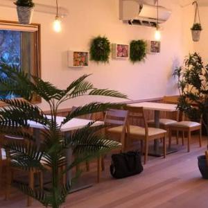 神戸市西区押部谷カフェ店舗デザイン