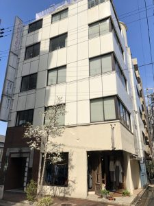 神戸市ビル改修工事♪