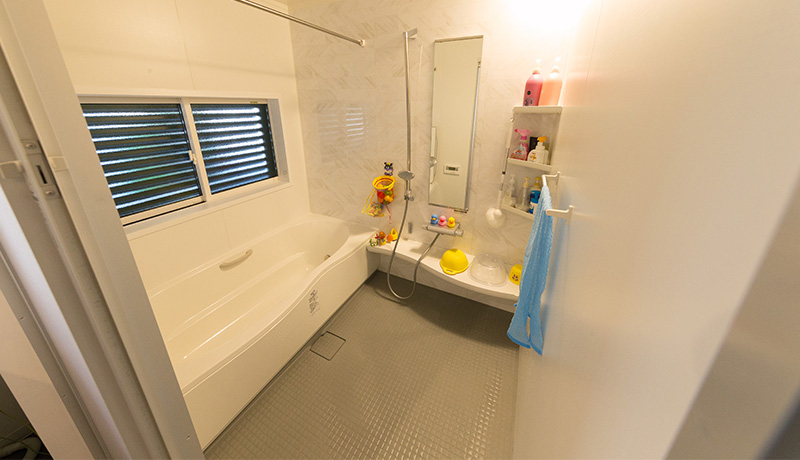 明石市 神戸市 加古川市 注文住宅 バスルーム