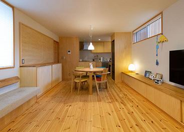 【加古川・新築】ROTECHOUSE 101が提案するシンプルかつ自然素材にとことんこだわったお家